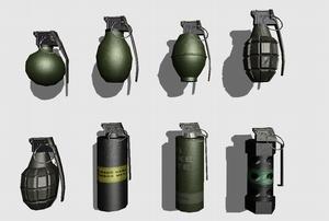 Armas  (rifles,cuchillos,granadas) Grenades_t